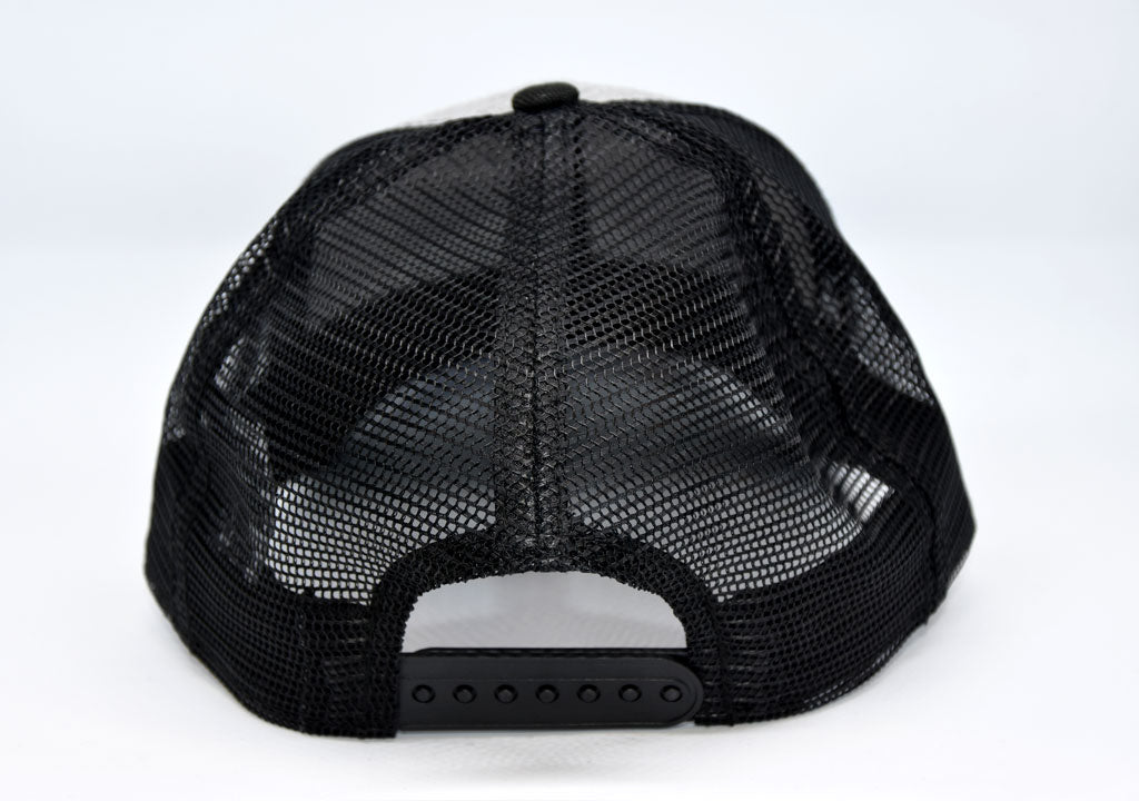 New Era 9Forty Adjustable Cap - Black/Grey