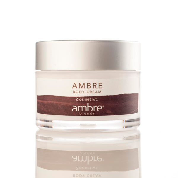 Ambre Essence Body Cream (2oz)