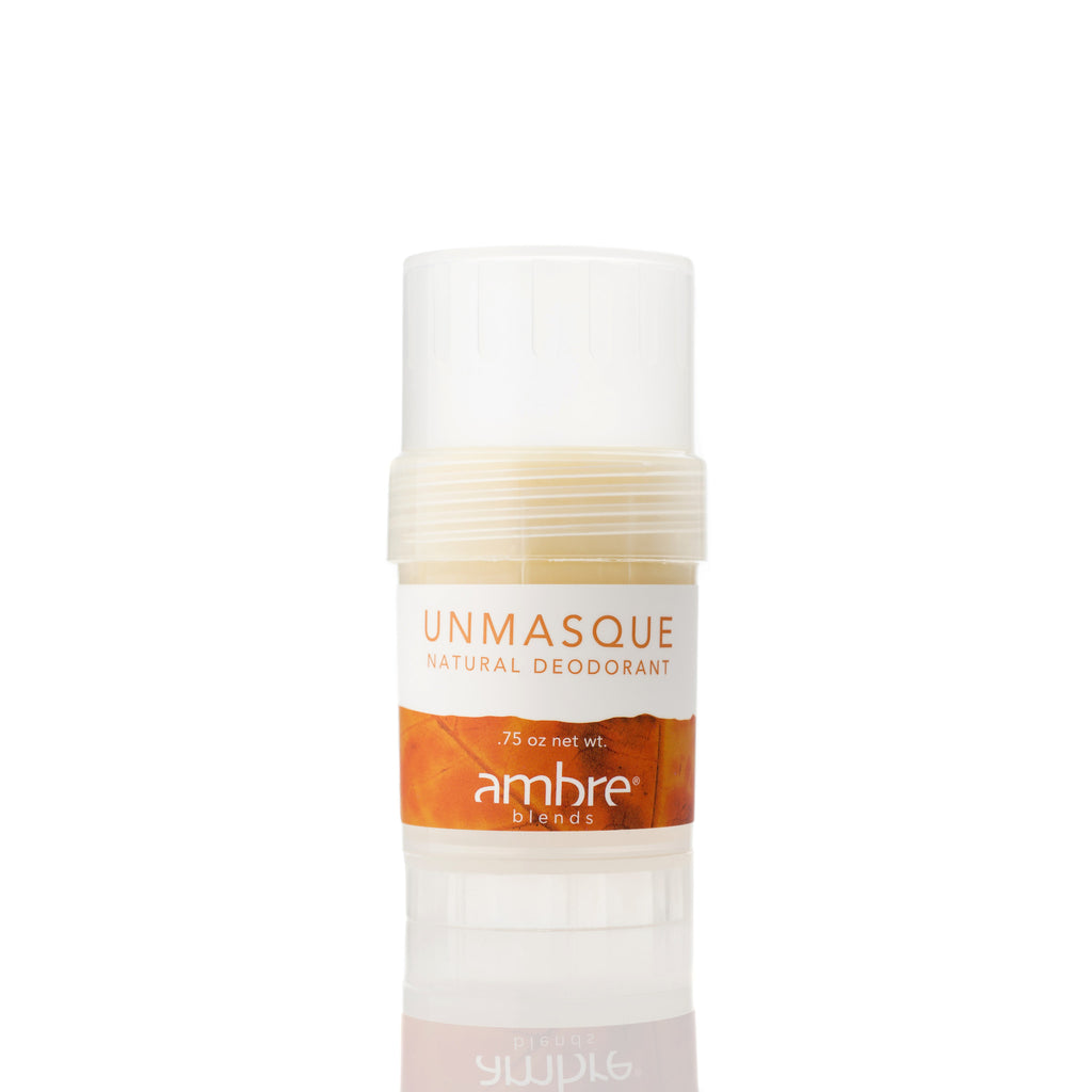 Unmasque Natural Deodorant (.75oz)