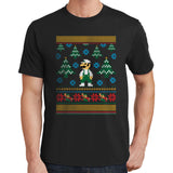 604 - Luigi Ugly Christmas Shirt