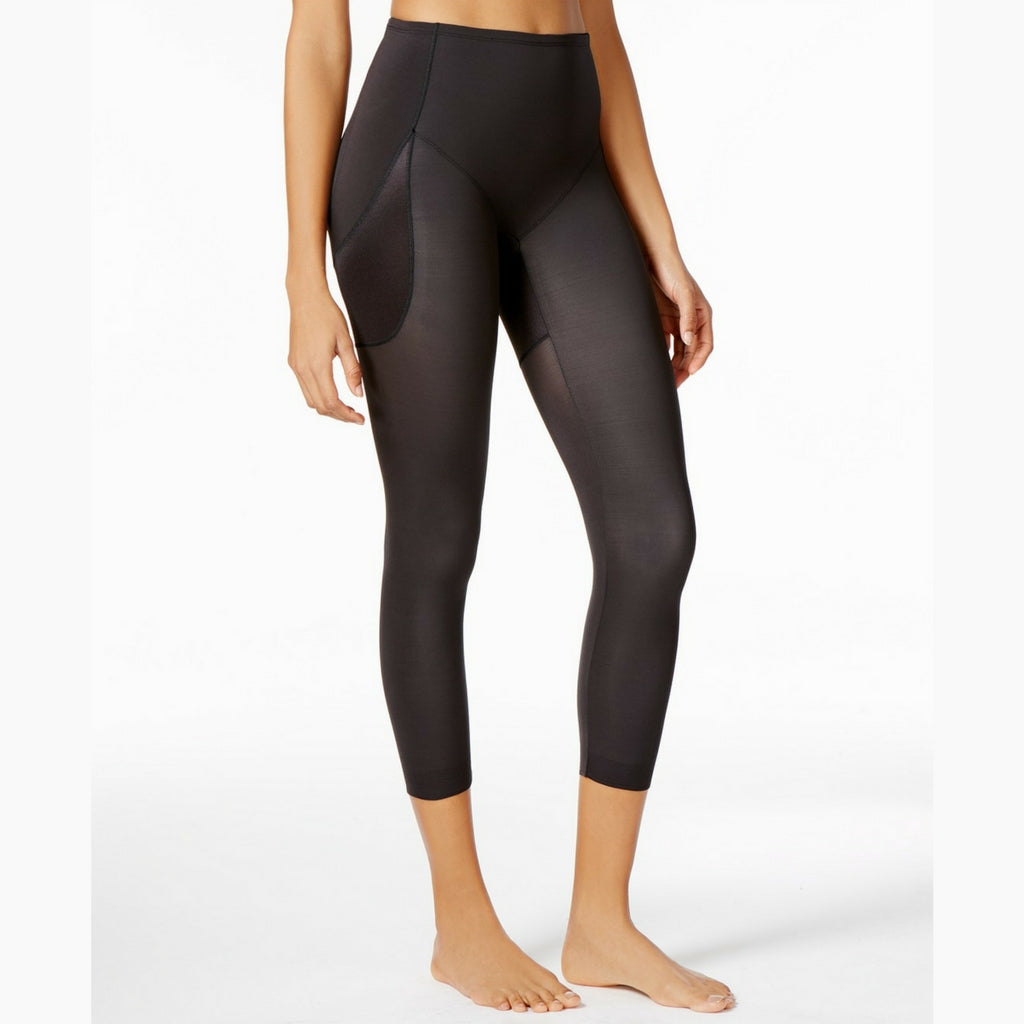 Miraclesuit Rear Lift & Thigh Control Waistline Leggings 2817 Black