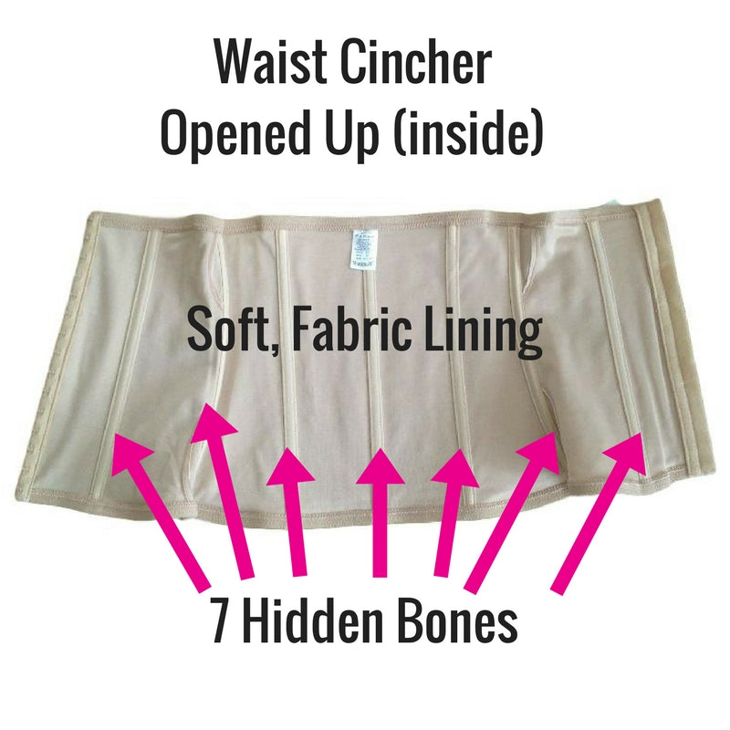 miraclesuit inches off waist cincher shapewear review boning