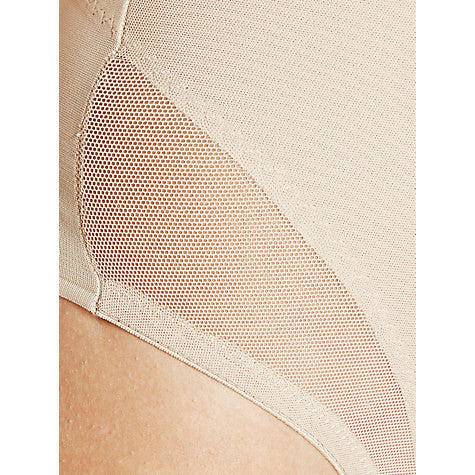 Miraclesuit Sexy Control Thong Sheer Fabric Panels