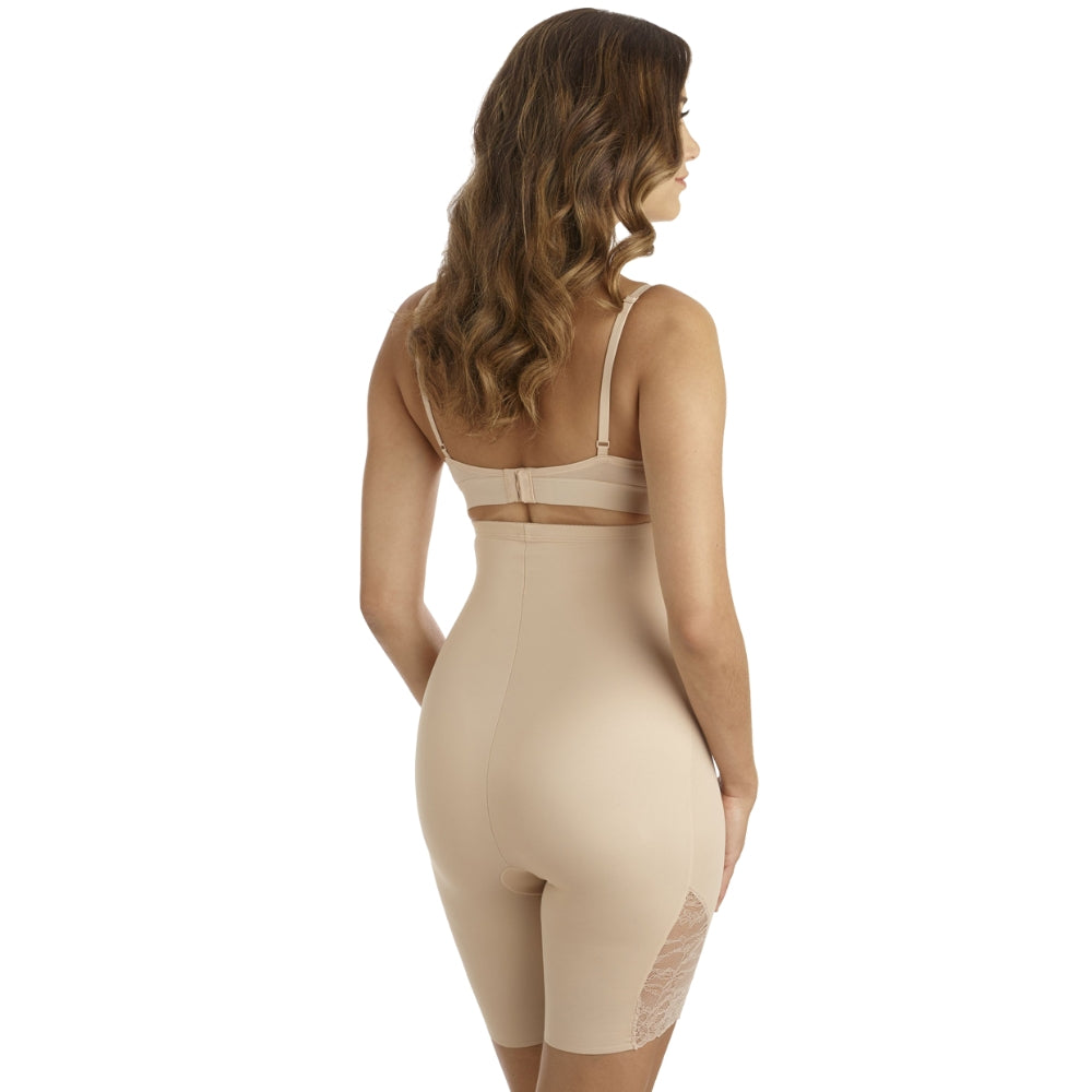 Naomi & Nicole A Little Lace A Lot Of Shape Thigh Slimmer #7359