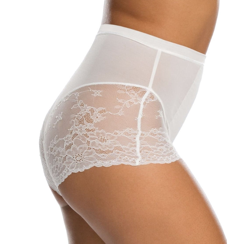 Spanx Spotlight On Lace Firm Control Briefs White Side View