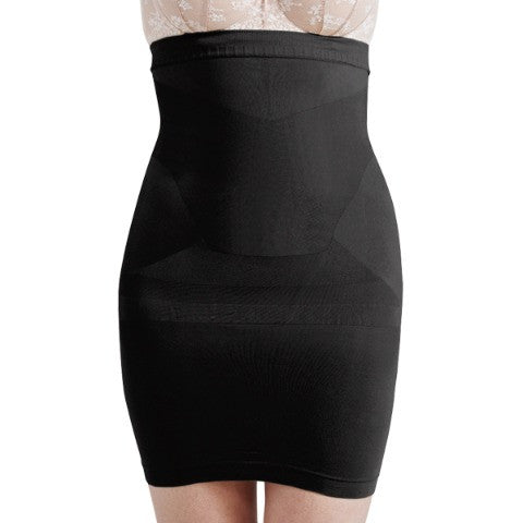 Trinny and Susannah Magic Body Smoother Skirt In Black