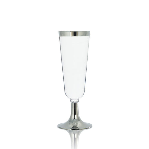 Stainless Steel Dipped Champagne Glass