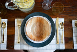 Contemporary Flatware in Gold