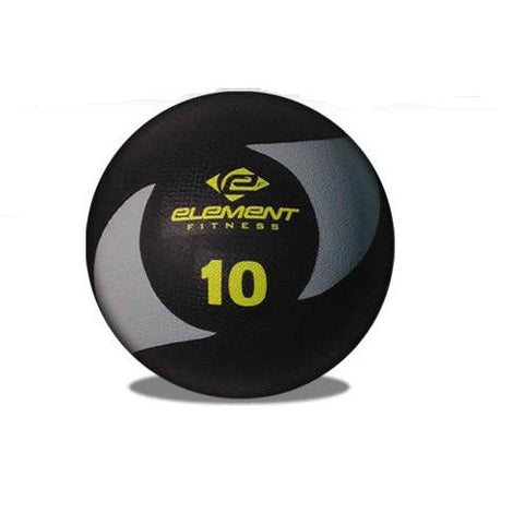 Element Fitness Commercial 10lbs Medicine Ball