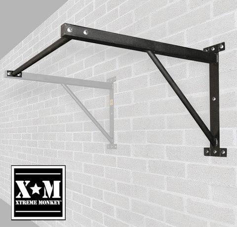 Xtreme Monkey Add on Wall Mounted Chin Up Bar
