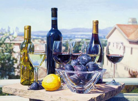 Summer in Napa Valley (1 Available)