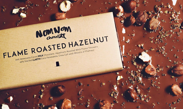 Flame Roasted Hazelnut