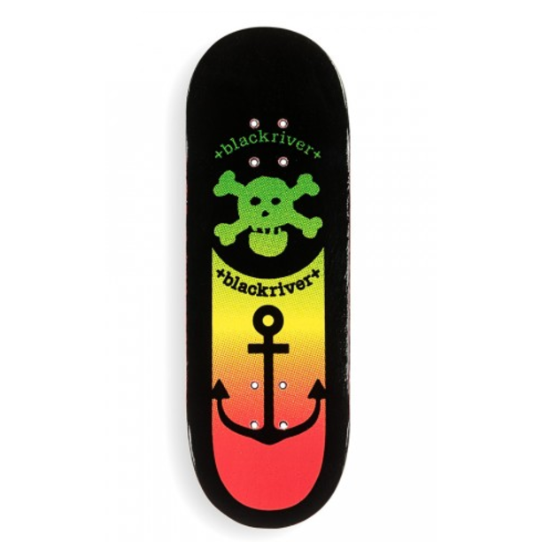 BerlinWood - Anker Rasta