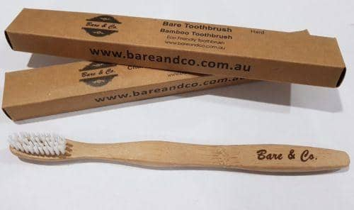 Bare & Co. - Eco Friendly Toothbrush - Adult Hard