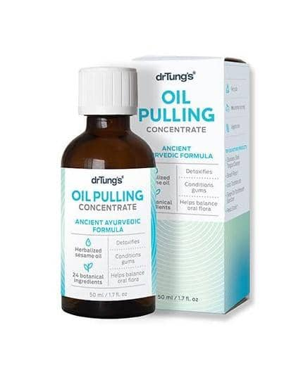 Dr Tungs - Oil Pulling Concentrate 50ml