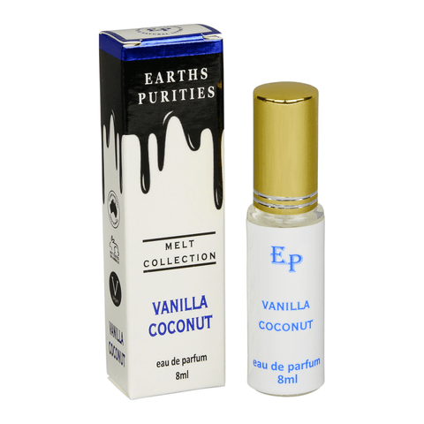 Earths Purities - Eau De Parfum Vanilla Coconut 8ml