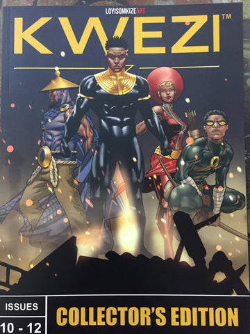 Kwezi 4: Collector's Edition 4
