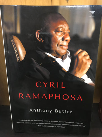 Cyril Ramaphosa - Fully revised and updated (Paperback, 2nd Revised edition) <br>  Anthony Butler