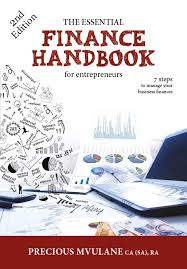 The Essential Finance Handbook for entrepreneurs – 2nd Edition  by Precious Mvulane