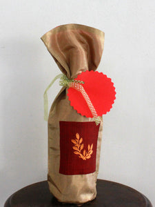 BOOZY BAG | GOLDEN VINE