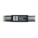 AIA Store - AIA Graphite Pencil - Set of Four - MP Barcelona - 1