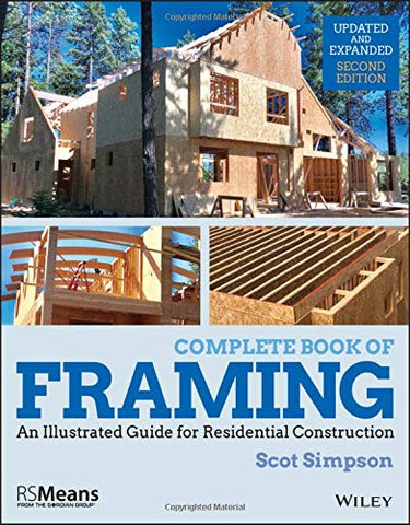 Complete Book of Framing: An Illustrated Guide for Residential Construction