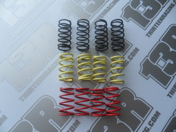 Schumacher Mixed Lot Of Touring Car Springs - Used, SST, Axis, Mission, Mi1, Mi2, Fusion