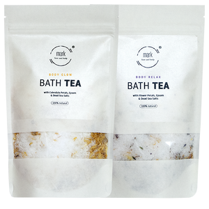 MARK bath tea DUO