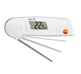 Mini Folding Food Thermometer, Testo 103
