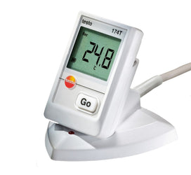 Mini Temperature Data Logger Set, Testo 174T