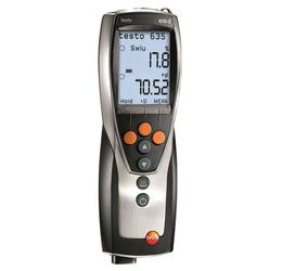 Temperature and Humidity Measuring Instrument, Testo 635-2