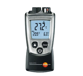 IR & Ambient Temperature Meter, Pocketline, Testo 810