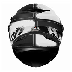 Airoh Casco Integral Movement-S Faster White Matt