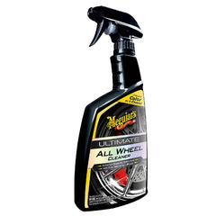 Meguiars Limpiador de Aros y Llantas Ultimate All Wheel Cleaner, 24 oz