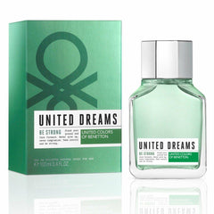 Benetton Perfume United Dreams Be Strong para Hombre, 100 ML