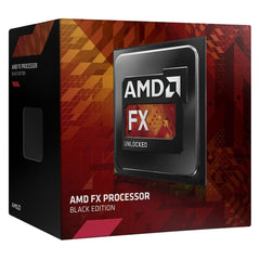 AMD Procesador FX-8320E 3.2 GHz Black Edition