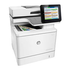 HP Impresora Color LaserJet Enterprise M577dn (B5L46A)