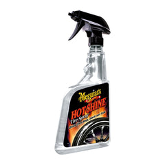 Meguiars Protector y Embellecedor para Llantas Hot Shine Tire Spray Trigger, 710 ml
