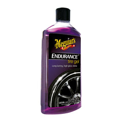 Meguiars Gel Protector y Embellecedor para Llantas Gold Class Endurance, 473 ml