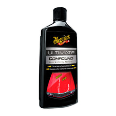 Meguiars Pulidor de Pintura Ultimate Compound, 450 ml