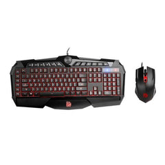 Thermaltake Kit Teclado y Mouse para Gaming Challenger Prime