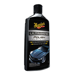 Meguiars Abrillantador de Pintura Ultimate Polish, 16 oz