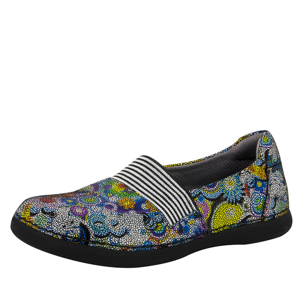 Glee Hippie Chic Dottie Flat - Alegria Shoes - 1