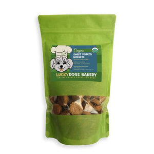 Organic Sweet Potato Dog Treats