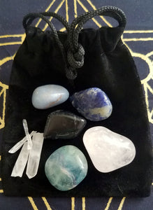Archangel Haniel Crystal Empowerment Pack