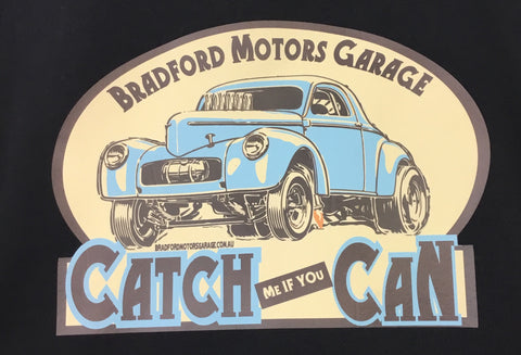 KIDS HOODIES - CATCH ME IF YOU CAN