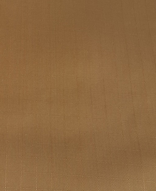 "1 Yard Brown Ripstop Nylon Fabric 60"" wide"