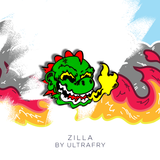 Ultrafry - Zilla Pin