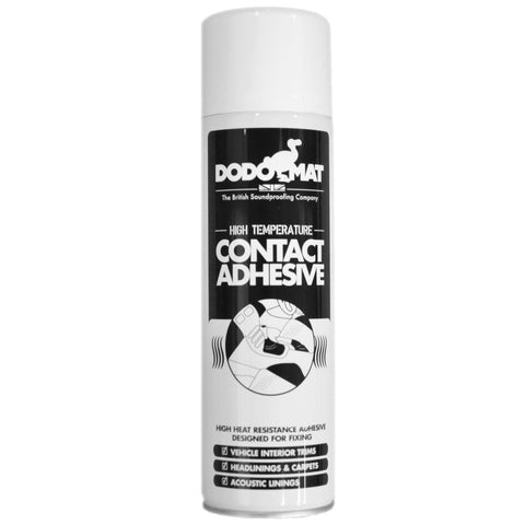 Dodo 500ml High Temp Adhesive