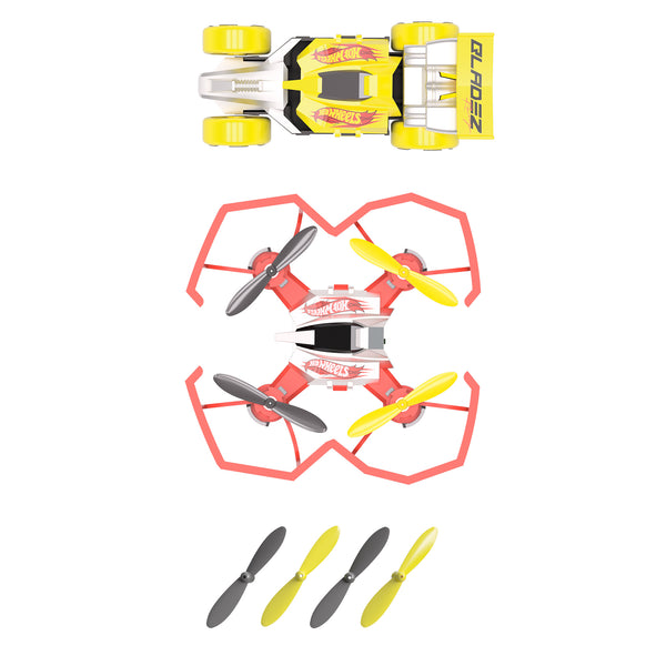 Hot Wheels RC BLADEZ DRONE + VEHICLE SPARES PACK